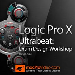 Course For Logic Pro X`s Drum Design Workshop