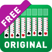 FreeCell • Original Solitaire Card Game