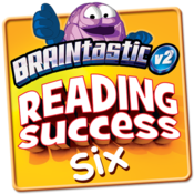 BRAINtastic Reading Success Five