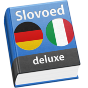 Italian <-> German Slovoed Deluxe talking dictionary