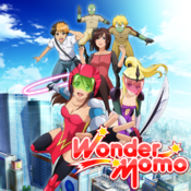 Wonder Momo: Typhoon Booster