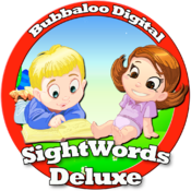 Bubbaloos SightWords Deluxe