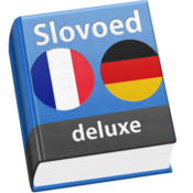 German <-> French Slovoed Deluxe talking dictionary