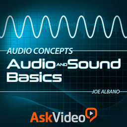Audio Concepts 101 - Audio and Sound Basics audio