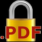 PDFEncryptTool - add password protection to PDF file