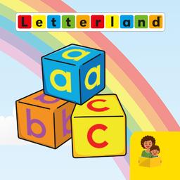Letterland Word Builder - Make words with letter sounds