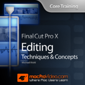 Course for Editing with FCP X