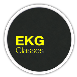 EKG Classes and Exams - for medical training and study