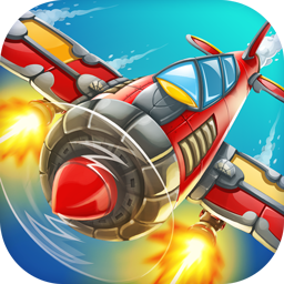 Panda Commander Air Combat: Sky Fighter Shooting Force Attack