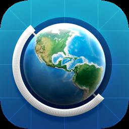 Economy Globe 3D - My Travelling Atlas