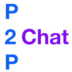 P2P Chat - Secure communication over Ad-Hoc, WLAN, or LAN networks