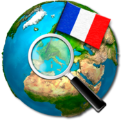 GeoExpert - Geography of France (Regions and Departments)