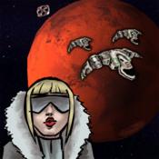 Mars Defender Lite: 3D Asteroids