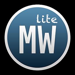 MWeb Lite - Pro Markdown writing App