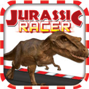 Jurassic Racer - Dinosaur Racing Game