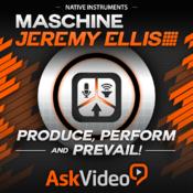 Jeremy Ellis on Maschine Studio