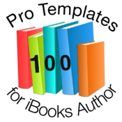 Pro Templates for iBooks Author ibooks