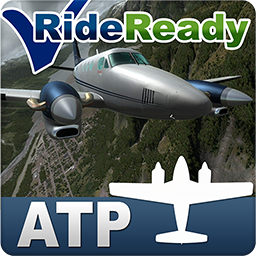 RideReady ATP Airline Transport Pilot Airplane FAA