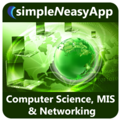 Computer Science, MIS and Networking- A simpleNeasyApp by WAGmob