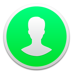 QuickContacts - A widget to quickly find a contact in your address book