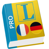 German <-> French Talking Dictionary Langenscheidt Professional
