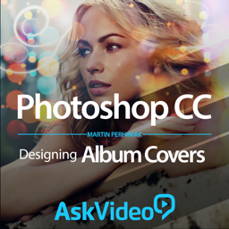 Course For PhotoShop CC Designing Album Covers