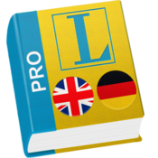 English <-> German Talking Dictionary Langenscheidt Professional