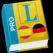German <-> Spanish Talking Dictionary Langenscheidt Professional