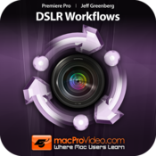 MPV`s Premiere Pro 5 - DSLR Workflows