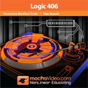 Logic's Electronica Workflow Tricks 1.0 electronic