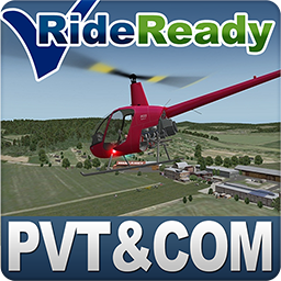 RideReady Private Pilot and Commercial Pilot Helicopter FAA