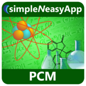Physics, Chemistry and Math - A simpleNeasyApp by WAGmob