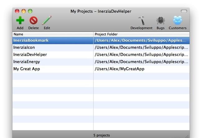 InerziaDevHelper 2.3.3