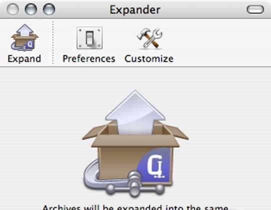 StuffIt Expander 2011 15.0.2