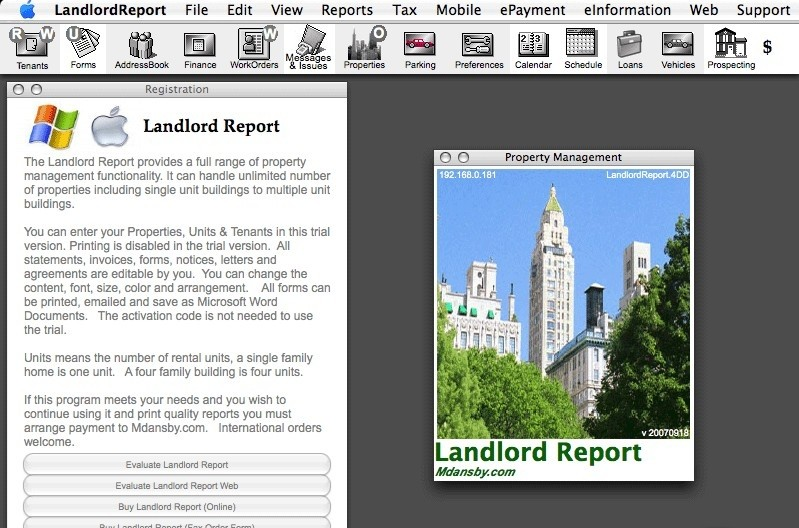 Landlord Report 20100808