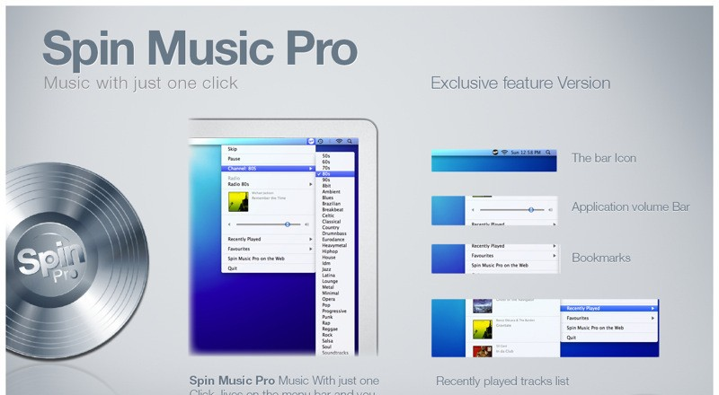 Spin Music Pro 1.06
