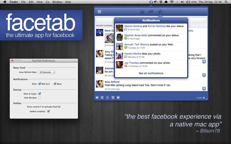 FaceTab 1.2