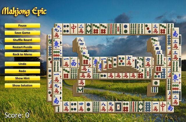 Mahjong Epic 1.52
