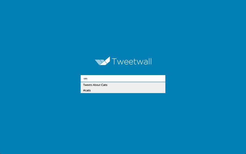 Tweetwall
