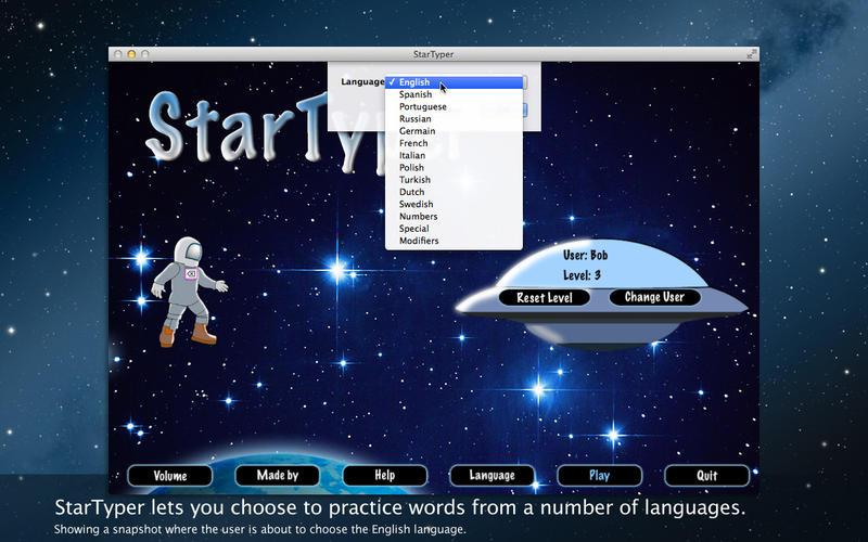 StarTyper