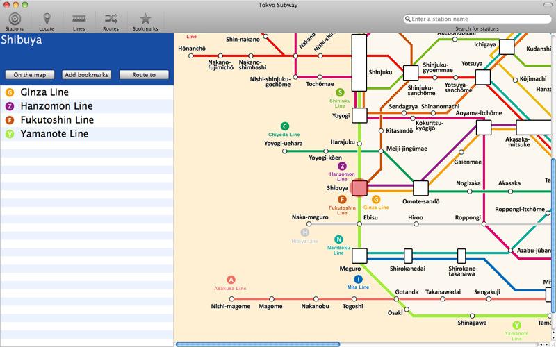 Tokyo Metro 1.0