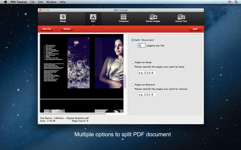 PDF Toolset