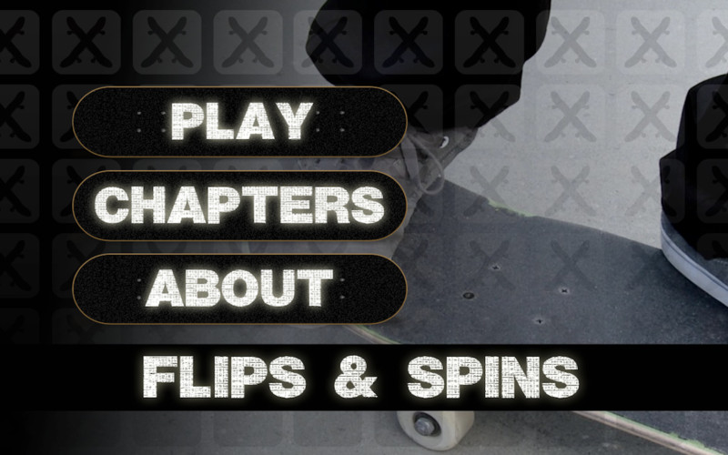 Flips & Spins