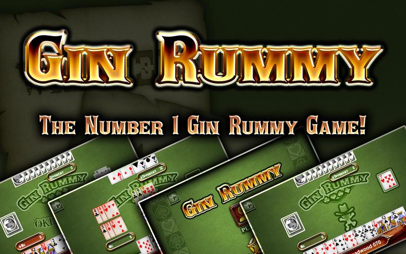 games gin rummy