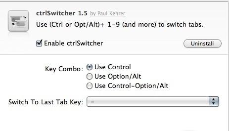 ctrlSwitcher 1.5