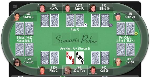 Scenario Poker 3.1.2