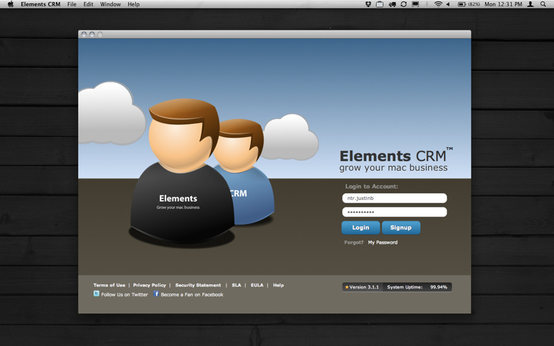 Elements CRM™
