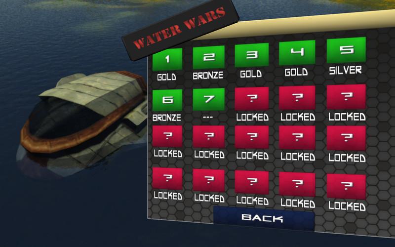 Water Wars HD