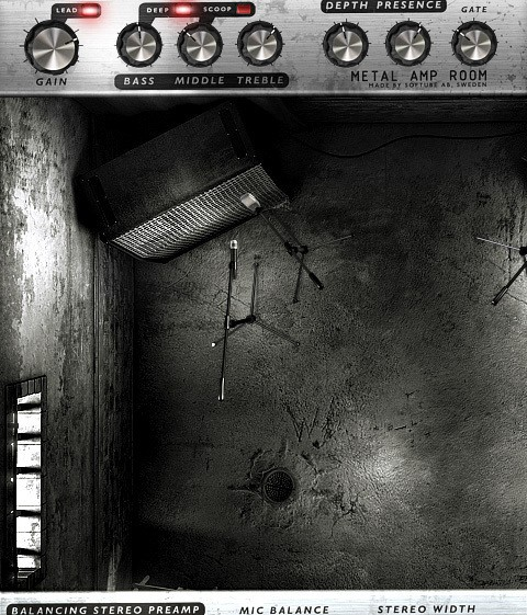 Metal Amp Room 1.2.0