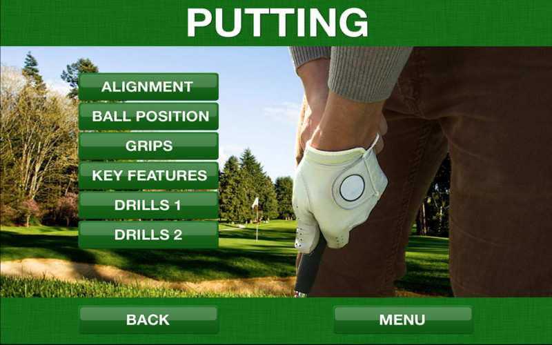 Golfers Guide